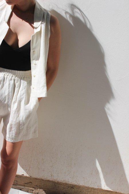Ilana Kohn Nico Shorts Cream
