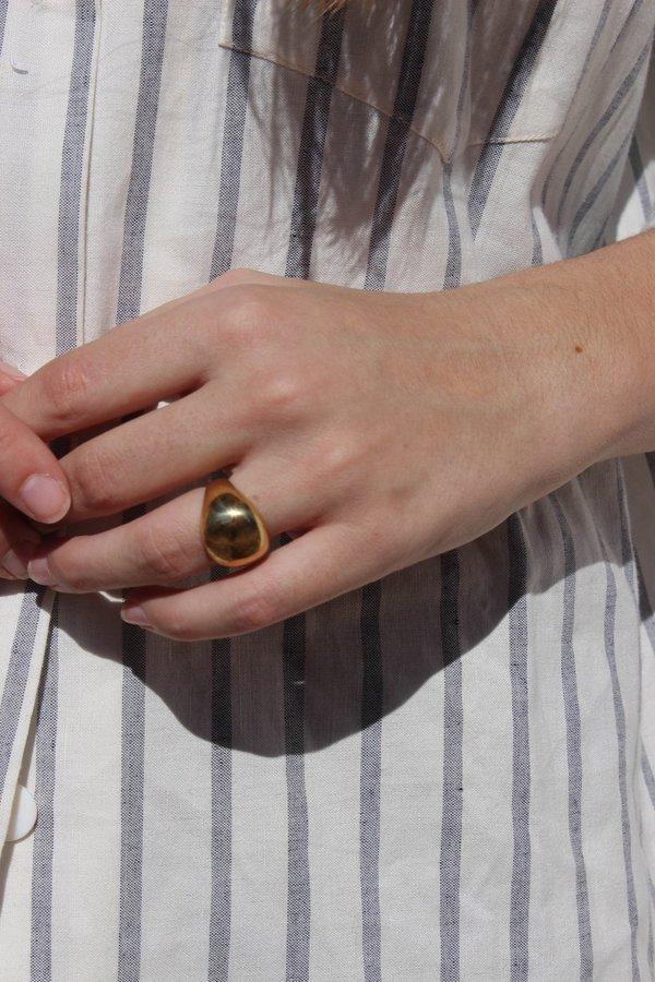 Yah Yah Jewelry Strength Ring - Brass