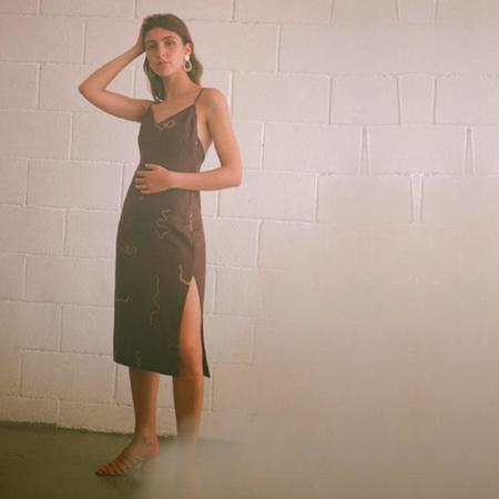 Paloma Wool Mamba Dress - Cobra