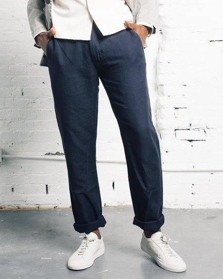 Universal Works Aston Panama Linen Pant
