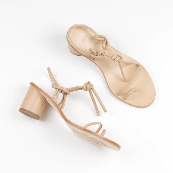 LOQ Xavi Sandals - Nude