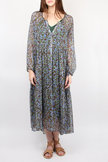 Lee Mathews Palmer Raglan Dress