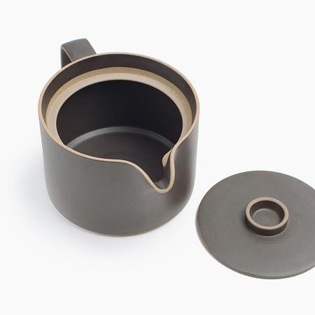 Hasami Porcelain Teapot - Black