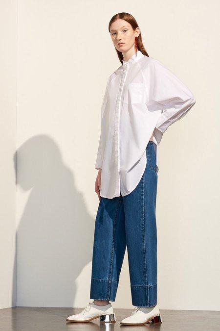 Kowtow Just Love Shirt - White