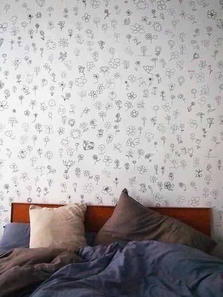 Aandersson Flowers Wallpaper - Crowdsourced