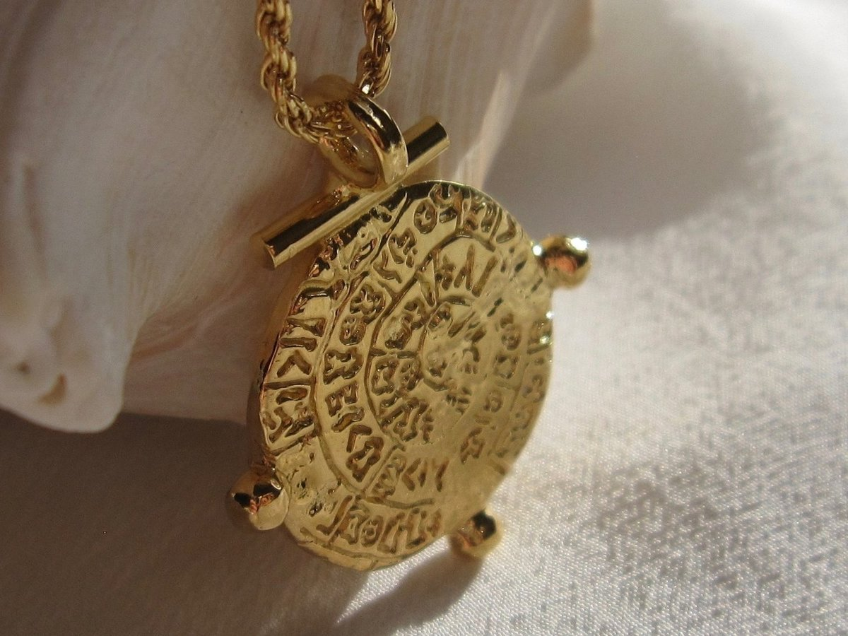 in com aliexpress collection item on lee necklaces group plated alibaba medallion power from accessories original bruce gold rare jewelry necklace