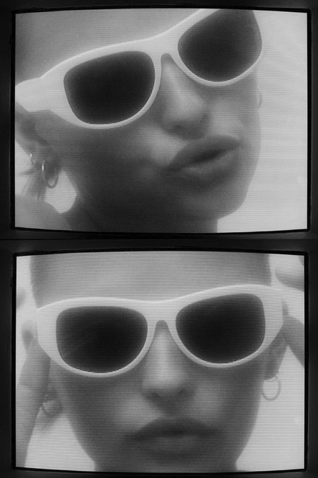 CARLA COLOUR Acetate Desire Sunglasses