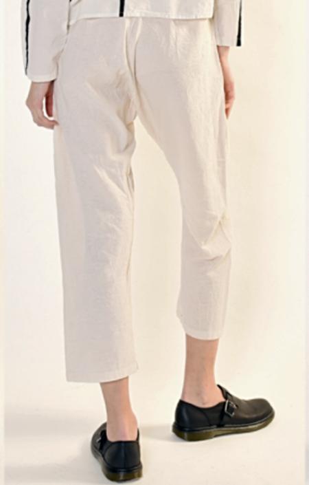 Uzi NYC Coarse Cotton Pants