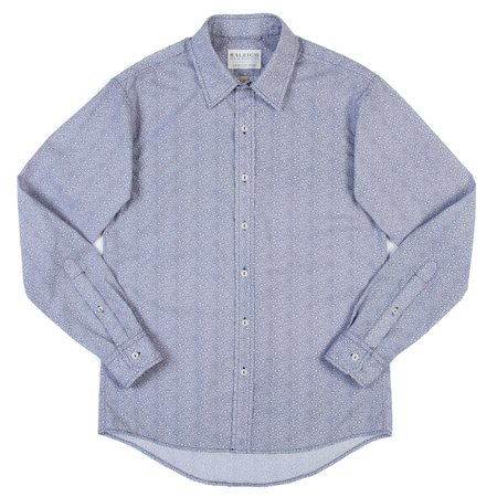 Raleigh Classic Button Up - Tiny Daisy