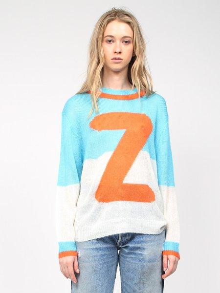 Henrik Vibskov Zzzleepers Knit Sweater - Z Pattern