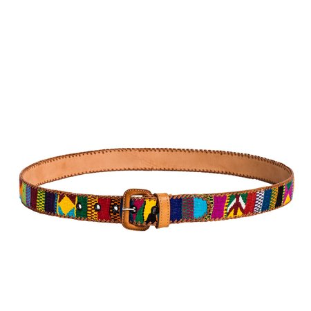 Corridor Amado Belt - Bright Belt
