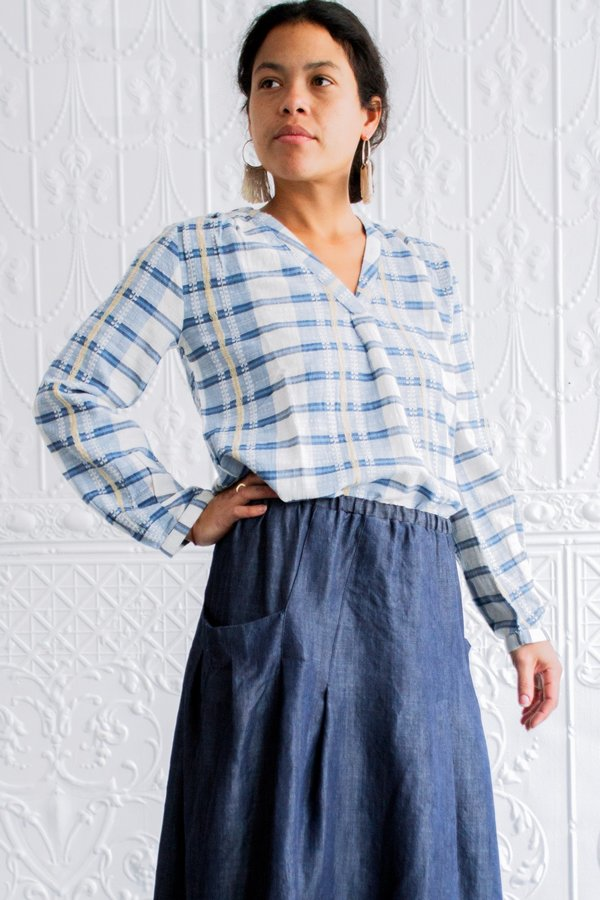 Ace & Jig Orla Top in Honor