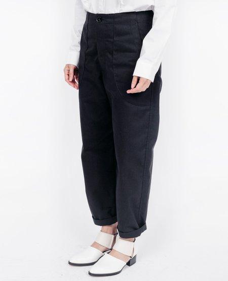 Akari Tachibana U Trouser - Black