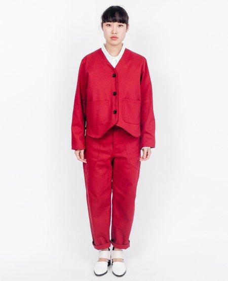 Akari Tachibana V Jacket - Red