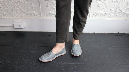 Unisex Vayarta Slip Ons - Grey Terrazzo