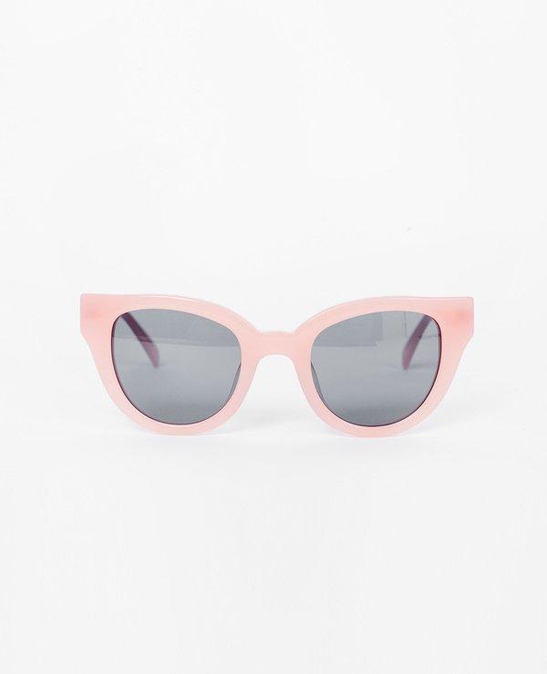 Carla Colour Barton Sunglasses - Flesh/Haze