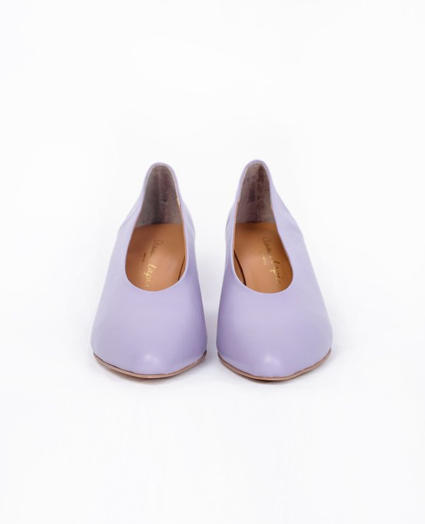 Chaussure Lapin Heels - Lilac