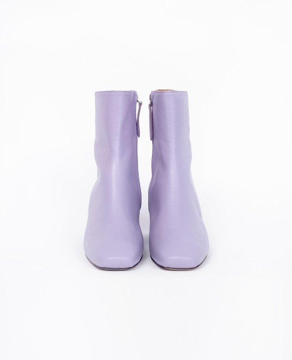 Chaussure Lapin High Ankle Boot - Lilac