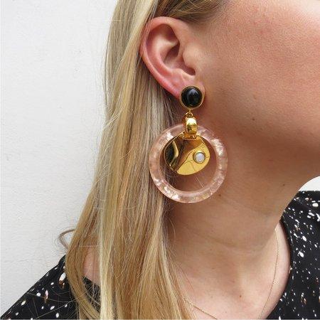 Lizzie Fortunato Sun Washed Earrings