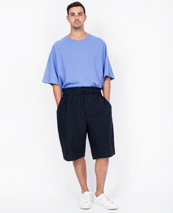 House of the Very Island's Short Easy Waist Pant - Black