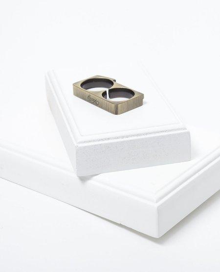 Vitaly Terra Ring - Bronze
