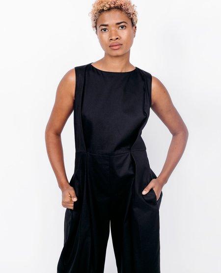 Wolcott : Takemoto Bushi Jumpsuit - Black