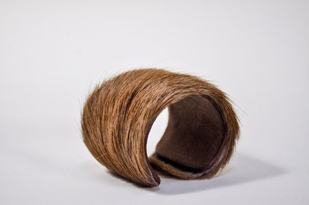 Luis Vargas Pony Cuff