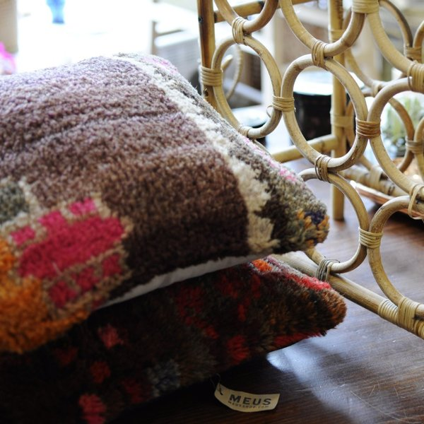 Vintage Turkish Cushion