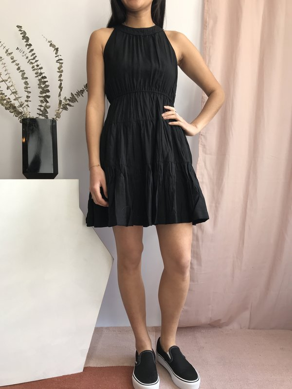 Pepaloves Marlene Dress - Black