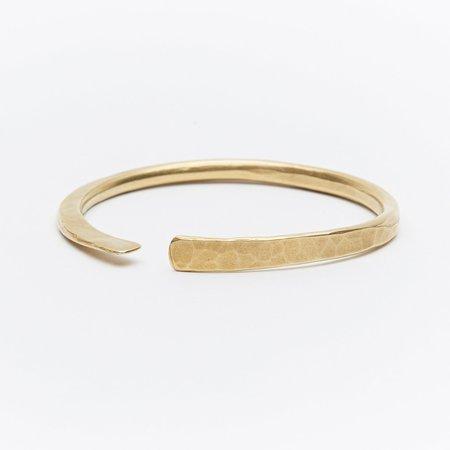 Fay Andrada Isku Bracelet - White Brass