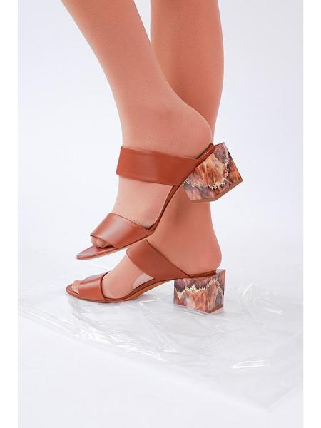 Gray Matters Marmo Sandal - Caramello/Marrone