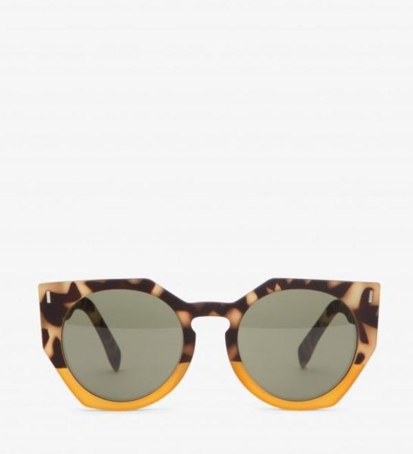 Matt and Nat Mule Sunglasses - Geometric Printed