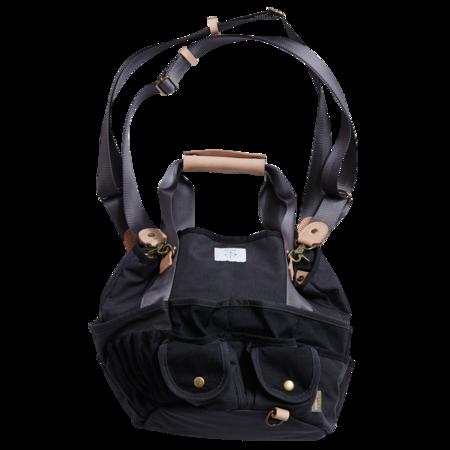 Unisex F/CE Circle Camp Bag - Black