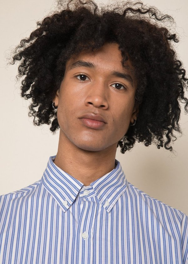Unisex Abraham Madison Shirt - Combo Stripe