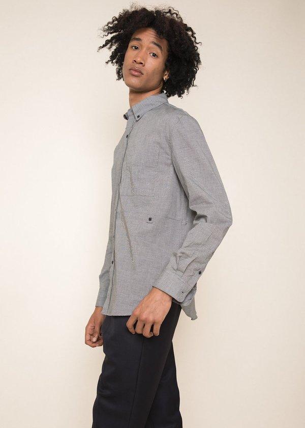 Unisex Abraham Madison Shirt - Houndstooth