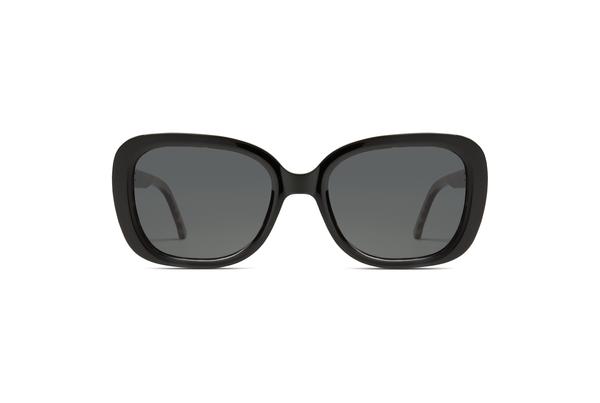 Komono Cecile Sunglasses - Tortoise Black