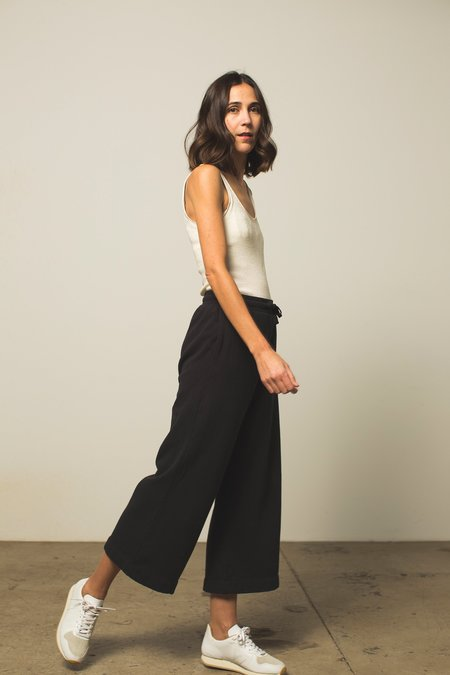 Nation Ltd Josie Culotte - Black