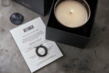 Retablo Verano Candle
