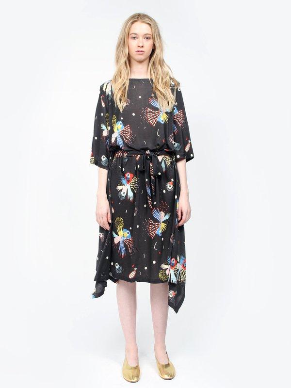 Henrik Vibskov Flip Jersey Dress - Black