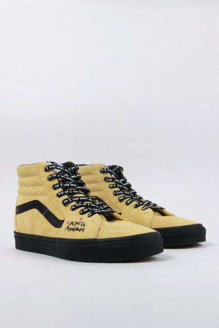 Unisex Vans X Atcq Sk8 Hi - Mellow Yellow/Spectra Yellow