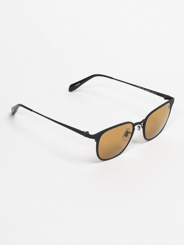 Oliver Peoples Pressman Eyewear - Black
