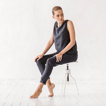 Linenfox Nova Linen Pants