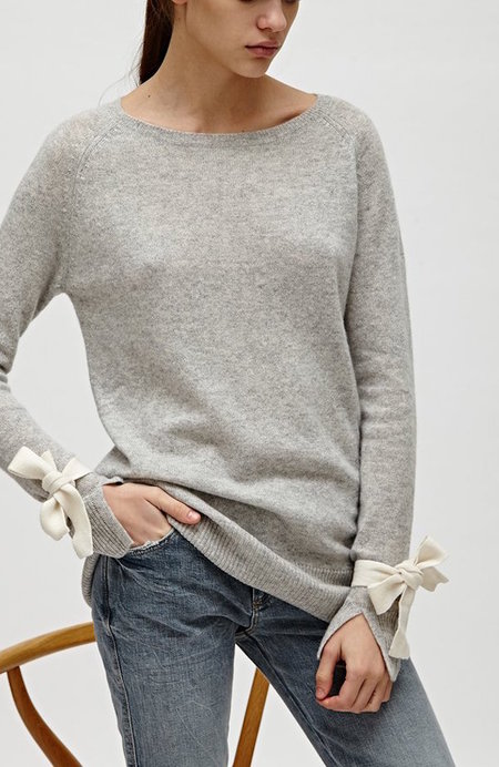 Charli Calgary Crewneck Sweater