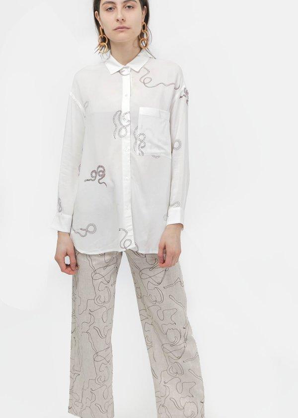 Paloma Wool Serengeti Shirt - White