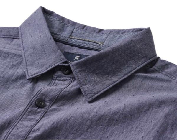 Roark Revival Kingston 6 Button Up Shirt