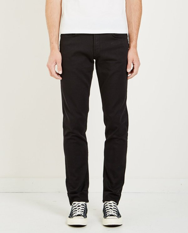 J Brand TYLER TAPER FIT - SERIOUSLY BLACK