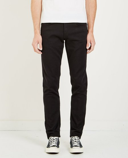 J Brand TYLER TAPER FIT JEANS - SERIOUSLY BLACK
