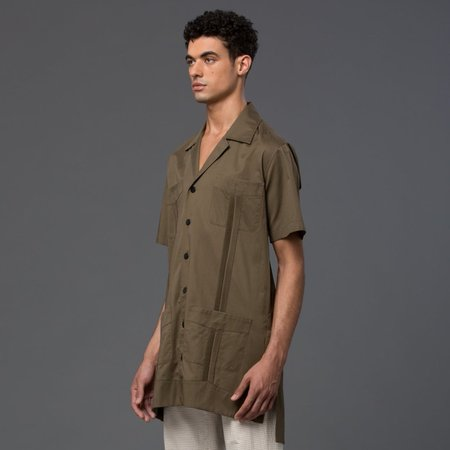 Carlos Campos Jackabera Shirt Jacket