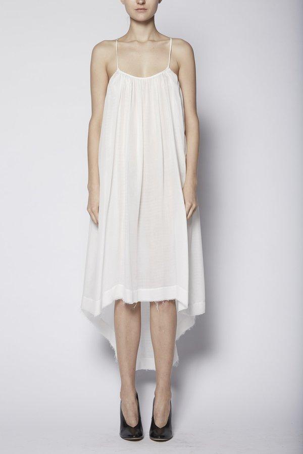 KES High-Low Halter Dress Silk