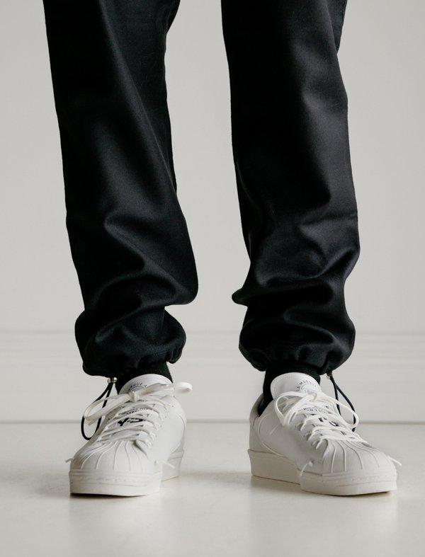Y-3 Super Knot Sneaker - Core White/Core Black